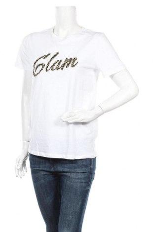 Блуза за бременни Pieces, Размер M, Цвят Бял, Памук, Цена 31,50лв.