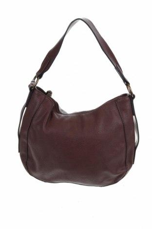 Τσάντα, Χρώμα Καφέ, Δερματίνη, Τιμή 20,13€