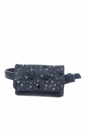 Τσάντα, Χρώμα Μπλέ, Δερματίνη, Τιμή 15,59€