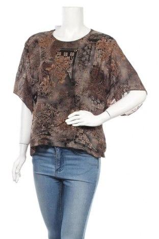 Γυναικεία μπλούζα, Μέγεθος XL, Χρώμα Πολύχρωμο, Πολυεστέρας, βισκόζη, Τιμή 2,92€