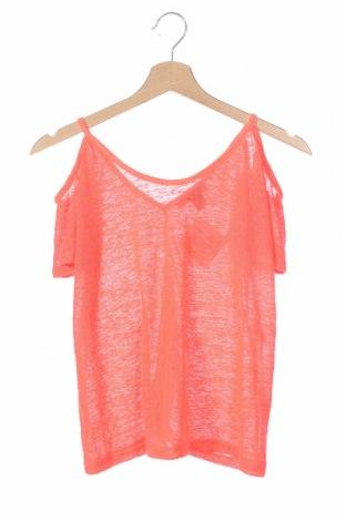 Дамска блуза Atmosphere, Размер XS, Цвят Розов, Полиестер, Цена 19,95лв.