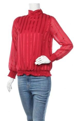Γυναικεία μπλούζα B.Young, Μέγεθος XS, Χρώμα Κόκκινο, 100% πολυεστέρας, Τιμή 1,86€