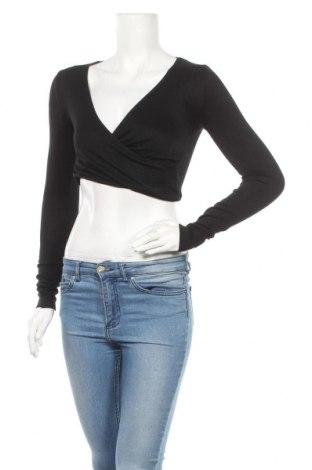 Γυναικεία μπλούζα BDG, Μέγεθος S, Χρώμα Μαύρο, 93% πολυαμίδη, 7% ελαστάνη, Τιμή 5,43€