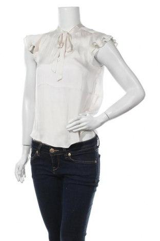 Дамска блуза Banana Republic, Размер XS, Цвят Бежов, Полиестер, Цена 59,25лв.