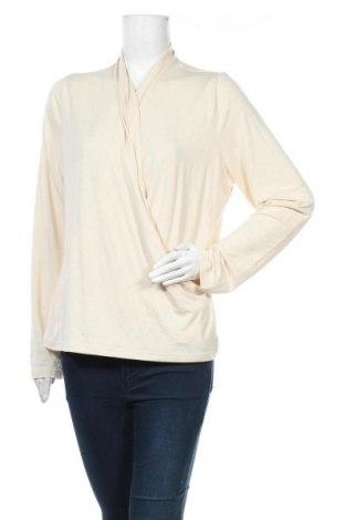 Γυναικεία μπλούζα Banana Republic, Μέγεθος XL, Χρώμα Εκρού, 67% μοντάλ, 29% πολυεστέρας, 4% ελαστάνη, Τιμή 7,61€