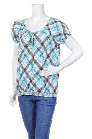 Дамска блуза Barbara Lebek, Размер L, Цвят Многоцветен, 65% памук, 35% полиестер, Цена 8,93лв.