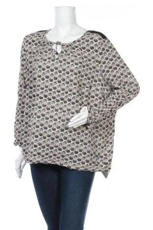 Дамска блуза Barbara Lebek, Размер XXL, Цвят Многоцветен, Вискоза, Цена 9,45лв.
