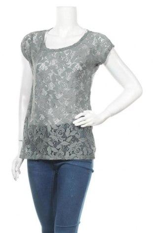 Дамска блуза Bella Ragazza, Размер S, Цвят Зелен, Полиестер, Цена 4,73лв.