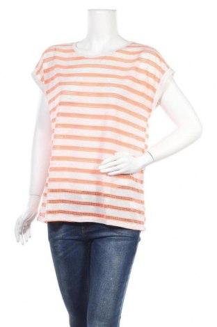 Дамска блуза Bench, Размер L, Цвят Бял, 77% полиестер, 22% вискоза, 1% еластан, Цена 36,75лв.