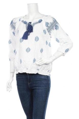 Γυναικεία μπλούζα Bhs, Μέγεθος L, Χρώμα Λευκό, Βαμβάκι, Τιμή 11,69€