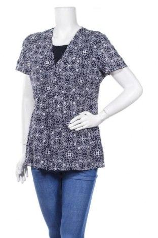 Дамска блуза Biaggini, Размер XL, Цвят Син, Полиамид, Цена 13,23лв.