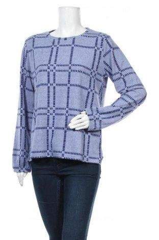 Дамска блуза Blue Seven, Размер M, Цвят Син, 65% вискоза, 35% полиестер, Цена 18,06лв.