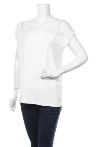 Дамска блуза Bon'a Parte, Размер M, Цвят Бял, 95% вискоза, 5% еластан, Цена 15,12лв.