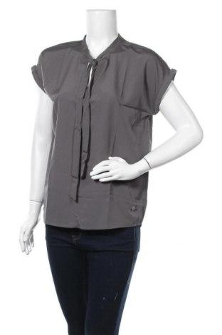 Дамска блуза Bruno Banani, Размер M, Цвят Сив, Полиестер, Цена 36,75лв.