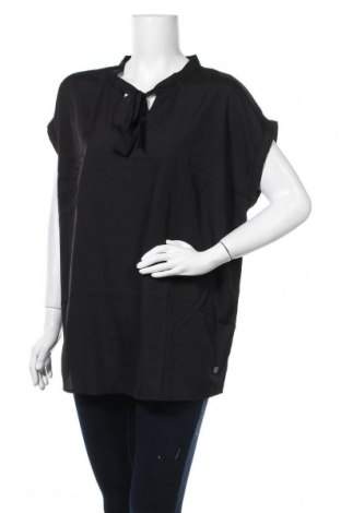 Дамска блуза Bruno Banani, Размер XXL, Цвят Черен, Полиестер, Цена 36,75лв.