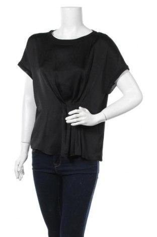 Дамска блуза By Malene Birger, Размер XS, Цвят Черен, Полиестер, Цена 196,52лв.