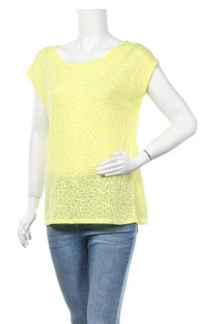 Дамска блуза Camaieu, Размер M, Цвят Жълт, Цена 13,23лв.