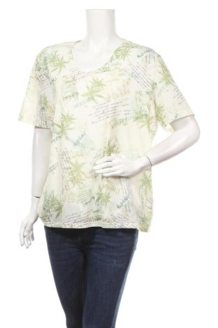 Γυναικεία μπλούζα Canda, Μέγεθος XL, Χρώμα Πολύχρωμο, Πολυεστέρας, Τιμή 2,92€