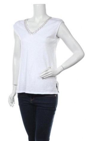 Дамска блуза Caroll, Размер M, Цвят Бял, Цена 29,40лв.