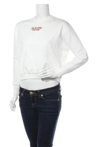 Γυναικεία μπλούζα Cars Jeans, Μέγεθος L, Χρώμα Εκρού, Βαμβάκι, Τιμή 9,73€