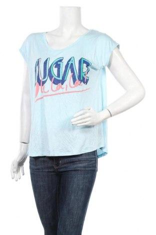 Дамска блуза Chiemsee, Размер M, Цвят Син, Вискоза, Цена 43,07лв.