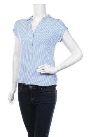 Дамска блуза Comma,, Размер S, Цвят Син, Вискоза, Цена 39,50лв.