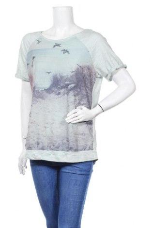 Дамска блуза Cool Code, Размер L, Цвят Син, Полиестер, Цена 13,44лв.