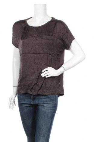 Дамска блуза Didi, Размер M, Цвят Сив, Вискоза, Цена 4,73лв.
