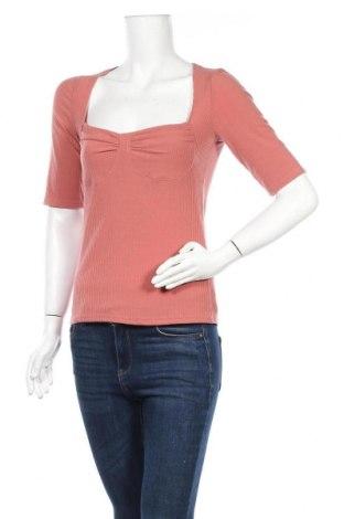Γυναικεία μπλούζα Dorothy Perkins, Μέγεθος M, Χρώμα Ρόζ , 96% πολυεστέρας, 4% ελαστάνη, Τιμή 5,41€
