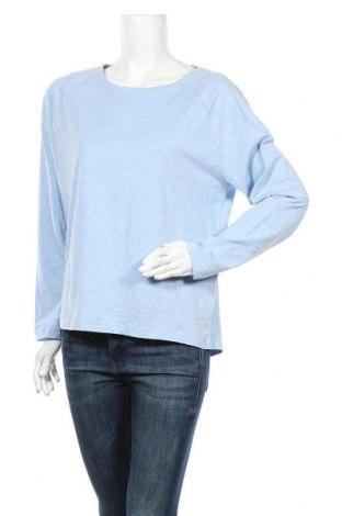Γυναικεία μπλούζα Elbsand, Μέγεθος L, Χρώμα Μπλέ, 50% βαμβάκι, 50% πολυεστέρας, Τιμή 6,32€