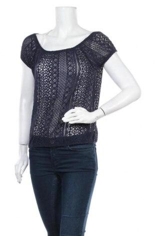 Дамска блуза Esprit, Размер XS, Цвят Син, Цена 4,41лв.