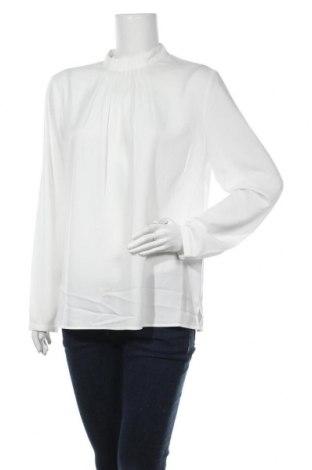 Дамска блуза Esprit, Размер L, Цвят Бял, Полиестер, Цена 34,50лв.