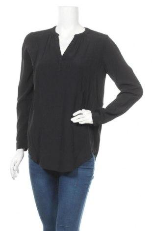 Дамска блуза Esprit, Размер S, Цвят Черен, Вискоза, Цена 44,25лв.