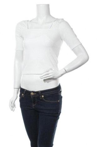 Γυναικεία μπλούζα Even&Odd, Μέγεθος L, Χρώμα Λευκό, Τιμή 4,64€