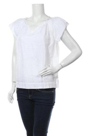 Дамска блуза Gap, Размер S, Цвят Бял, Памук, Цена 31,50лв.