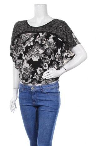 Дамска блуза H&M, Размер S, Цвят Черен, Вискоза, Цена 4,78лв.