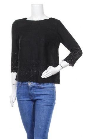 Γυναικεία μπλούζα H&M Divided, Μέγεθος S, Χρώμα Μαύρο, Βαμβάκι, μοντάλ, Τιμή 3,71€