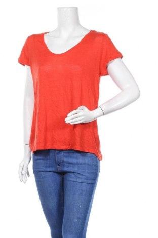 Дамска блуза H&M L.O.G.G., Размер L, Цвят Червен, Цена 14,96лв.