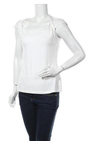 Дамска блуза Heine, Размер M, Цвят Екрю, 95% вискоза, 5% еластан, Цена 14,96лв.
