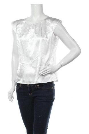 Дамска блуза Hermann Lange, Размер L, Цвят Бял, Полиестер, Цена 10,40лв.