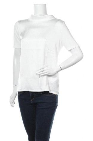 Γυναικεία μπλούζα Hugo Boss, Μέγεθος L, Χρώμα Λευκό, Βισκόζη, Τιμή 46,82€