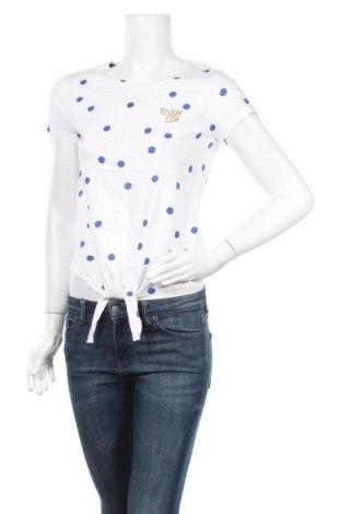 Γυναικεία μπλούζα IX-O, Μέγεθος S, Χρώμα Λευκό, Βαμβάκι, Τιμή 6,79€