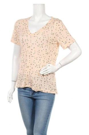 Дамска блуза In Wear, Размер S, Цвят Розов, 80% вискоза, 20% лен, Цена 31,50лв.