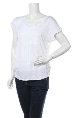 Дамска блуза In Wear, Размер XL, Цвят Бял, Лен, Цена 16,80лв.