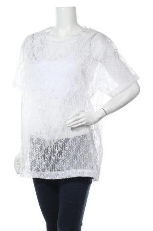 Дамска блуза Jaded London, Размер L, Цвят Бял, 100% полиестер, Цена 8,40лв.