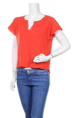 Дамска блуза Jasper Conran, Размер M, Цвят Червен, Вискоза, Цена 4,73лв.