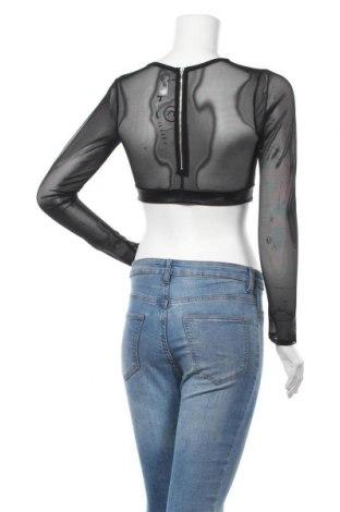 Дамска блуза Jette, Размер S, Цвят Черен, 90% полиамид, 10% еластан, Цена 44,25лв.