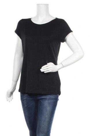 Дамска блуза Kangaroos, Размер L, Цвят Черен, 50% памук, 50% модал, Цена 24,82лв.