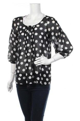 Γυναικεία μπλούζα Laura Clement, Μέγεθος XS, Χρώμα Μαύρο, Πολυεστέρας, Τιμή 4,09€