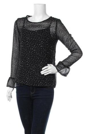 Γυναικεία μπλούζα Ltb, Μέγεθος XS, Χρώμα Μαύρο, Πολυεστέρας, Τιμή 1,59€